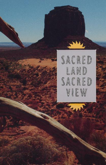Sacred Land, Sacred View als Taschenbuch