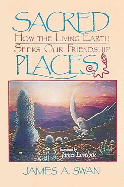 Sacred Places: How the Living Earth Seeks Our Friendship als Taschenbuch