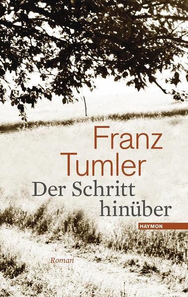 Der Schritt hinüber als Buch von Franz Tumler