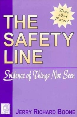 The Safety Line: Evidence of Things Not Seen als Taschenbuch