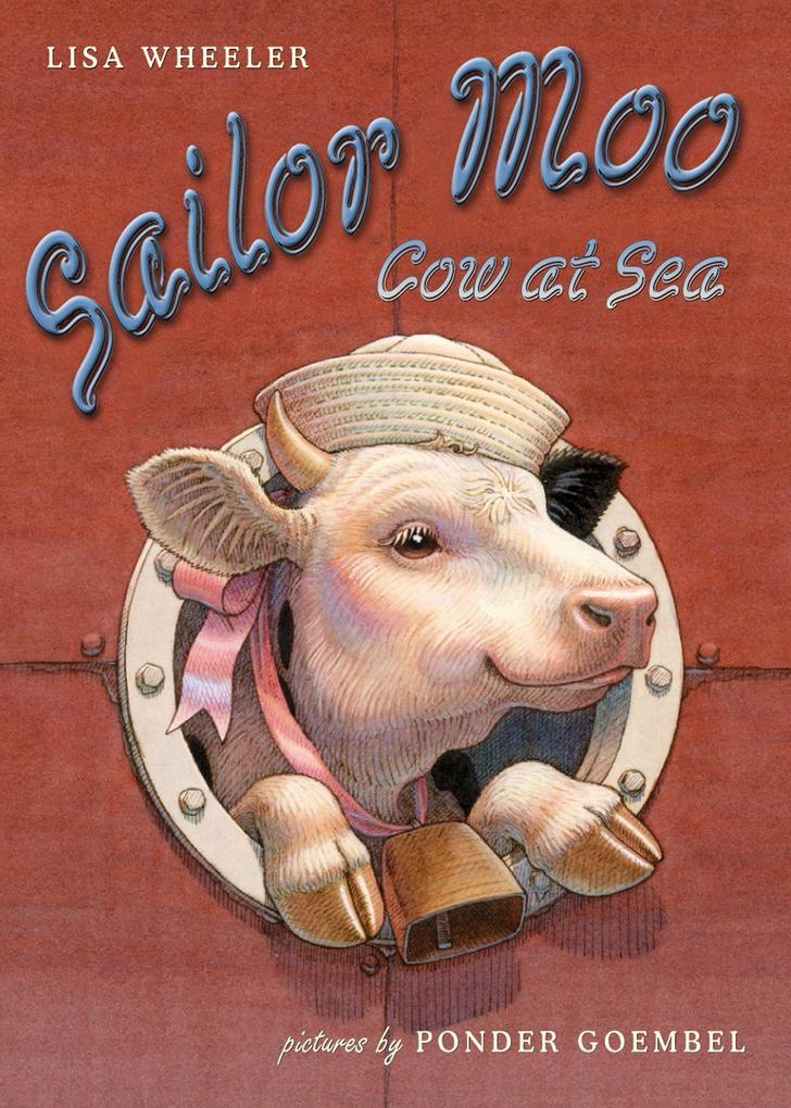 Sailor Moo: Cow at Sea als Buch