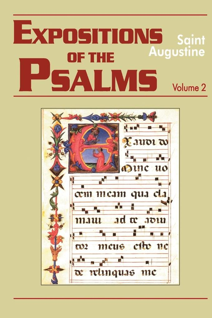 Expositions of the Psalms 33-50 als Taschenbuch