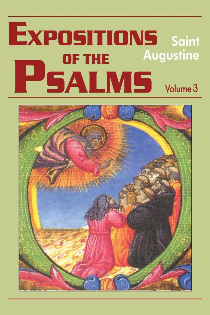 Expositions of the Psalms 51-72 als Taschenbuch