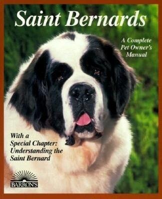 Saint Bernards als Taschenbuch