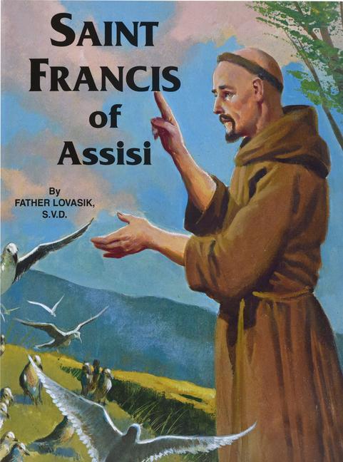 Saint Francis of Assisi als Taschenbuch
