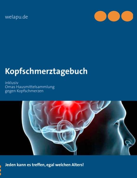Kopfschmerztagebuch als Buch von