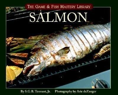 Salmon als Buch