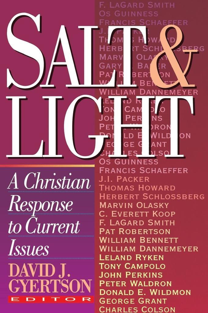 Salt & Light als Taschenbuch