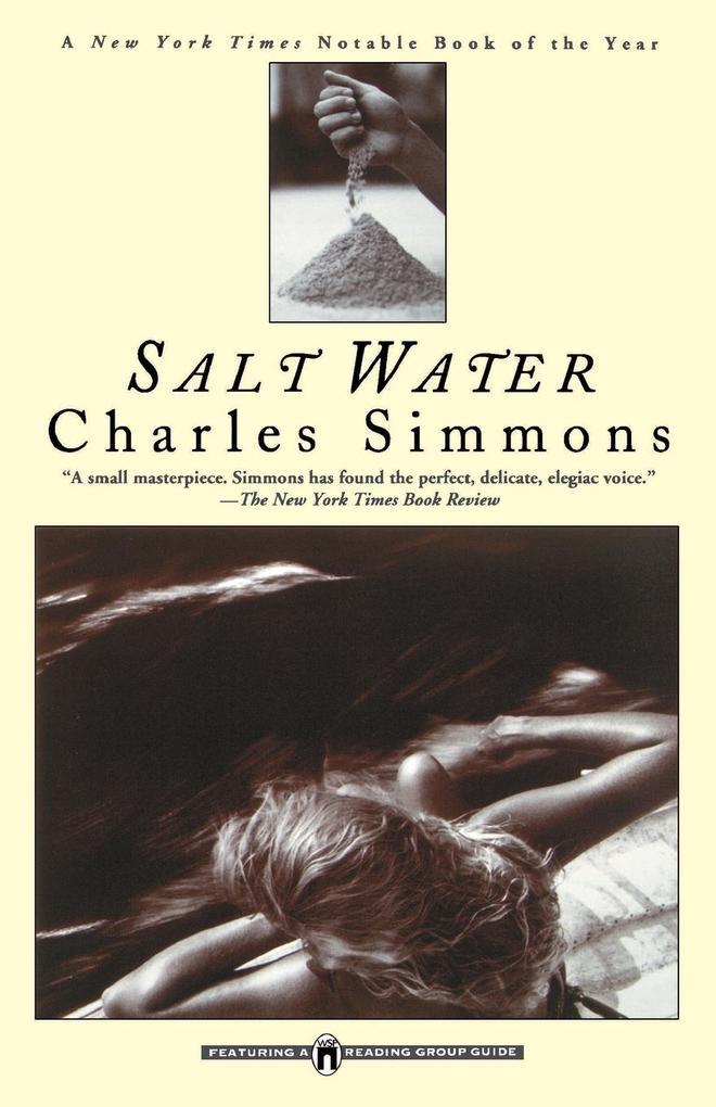 Salt Water als Buch