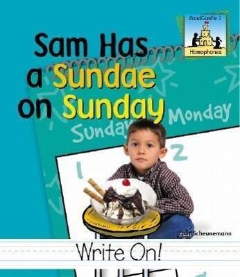 Sam Had a Sundae on Sunday als Buch