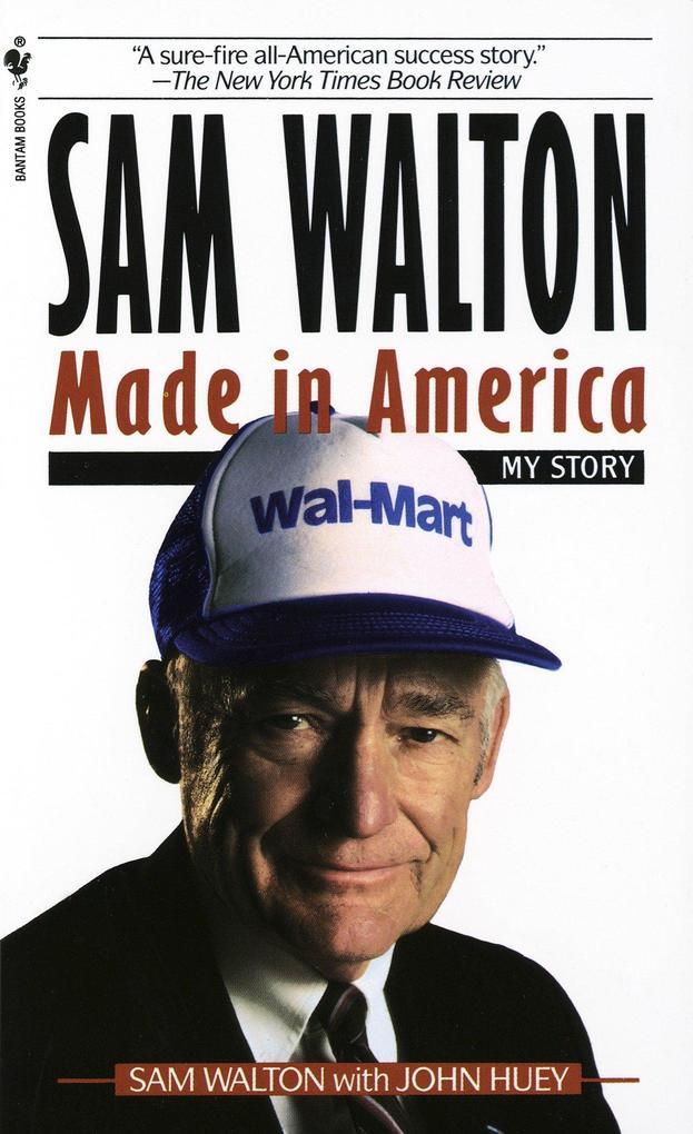 Sam Walton als Taschenbuch