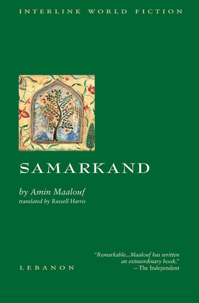 Samarkand als Taschenbuch