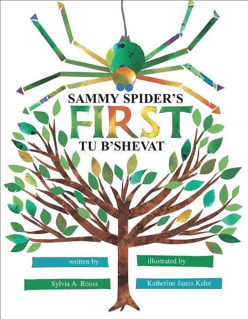 Sammy Spider's First Tu B'Shevat als Taschenbuch