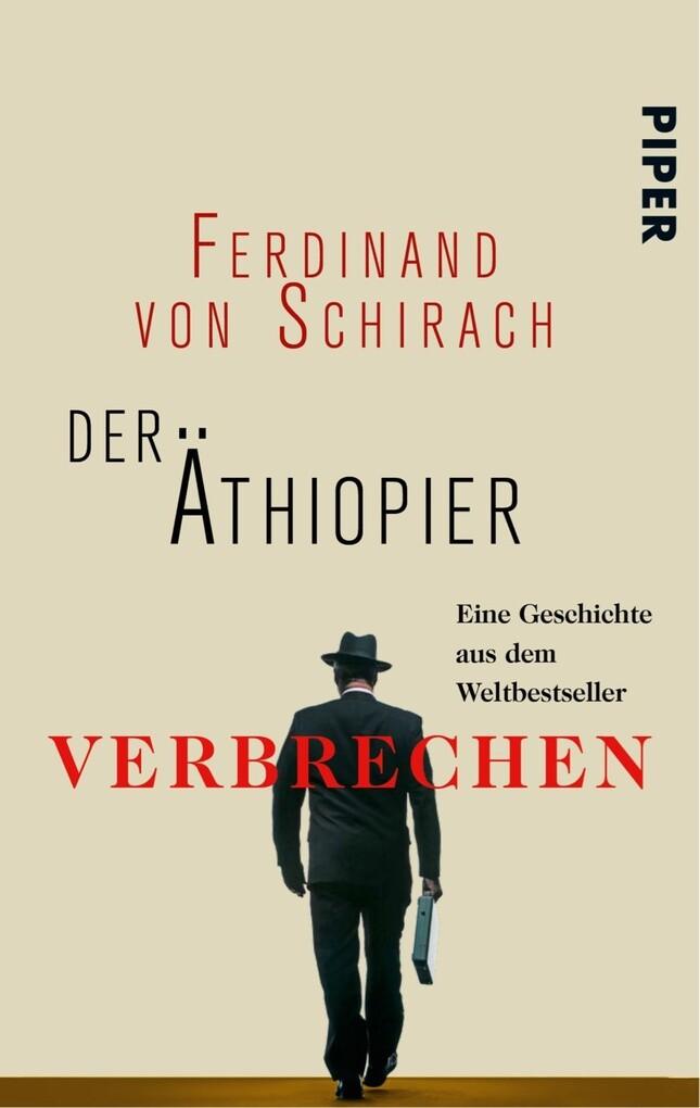 Der Äthopier als eBook von Ferdinand von Schirach