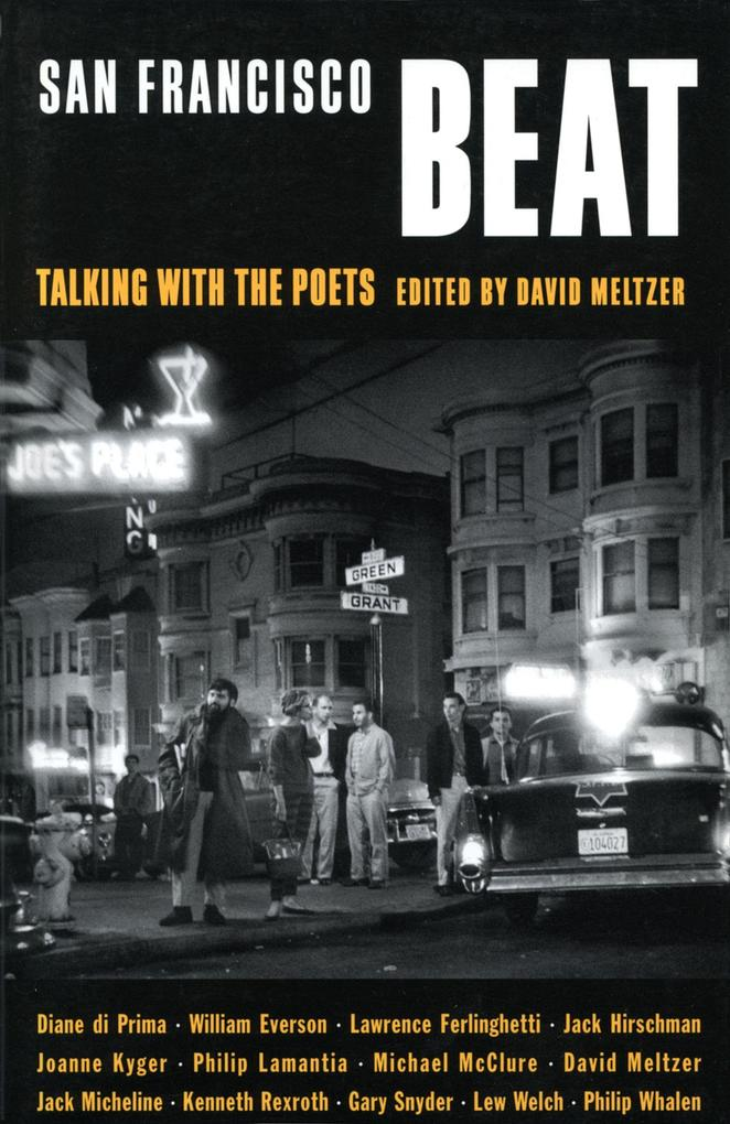 San Francisco Beat: Talking with the Poets als Taschenbuch