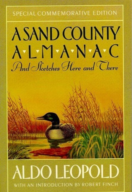 A Sand County Almanac: And Sketches Here and There als Taschenbuch