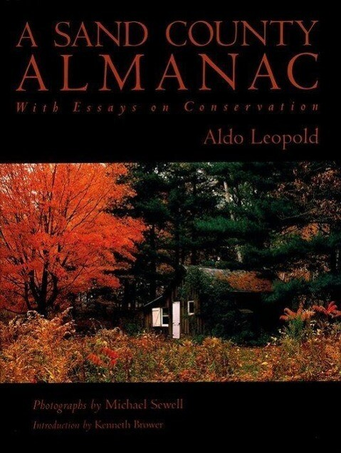 A Sand County Almanac als Buch