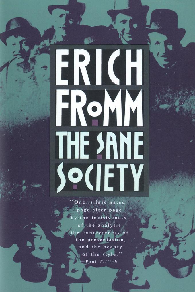 The Sane Society als Taschenbuch