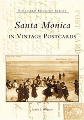 Santa Monica in Vintage Postcards als Taschenbuch
