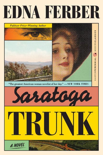Saratoga Trunk als Taschenbuch