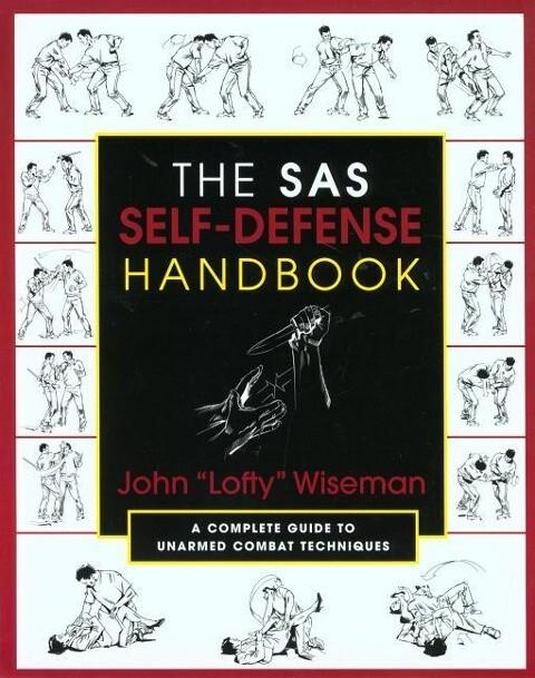 SAS Self-Defense Handbook als Taschenbuch