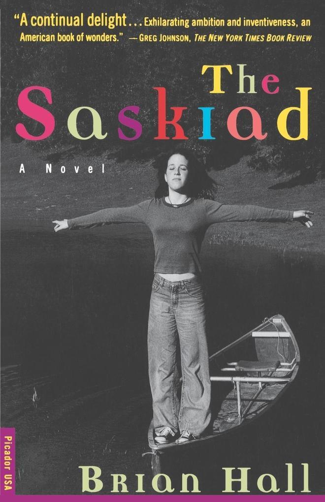 The Saskiad als Taschenbuch