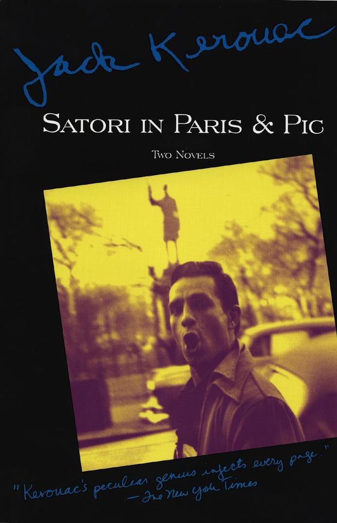 Satori in Paris and Pic als Taschenbuch