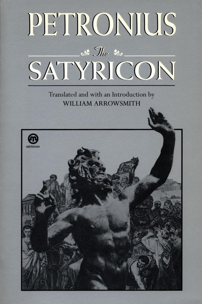 The Satyricon als Taschenbuch