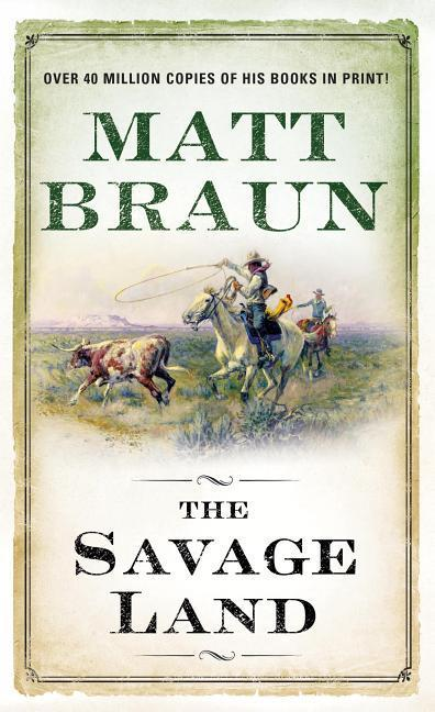 Savage Land als Taschenbuch