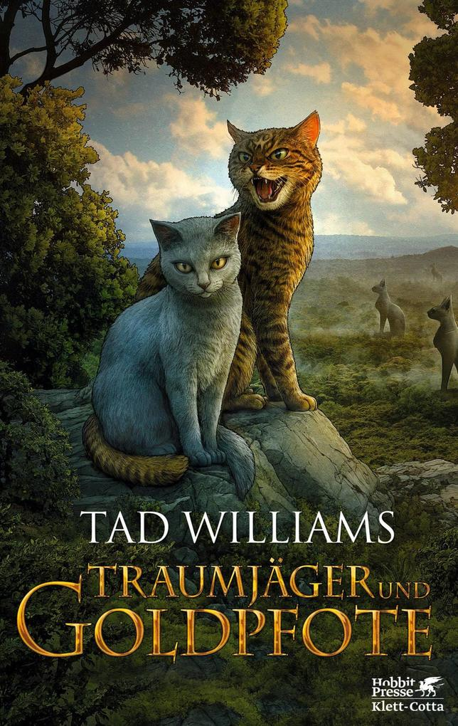 Traumjäger und Goldpfote als eBook von Tad Williams