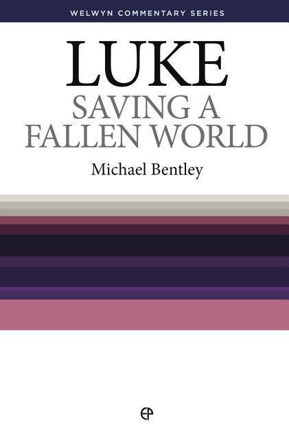 Saving a Fallen World: Luke als Taschenbuch