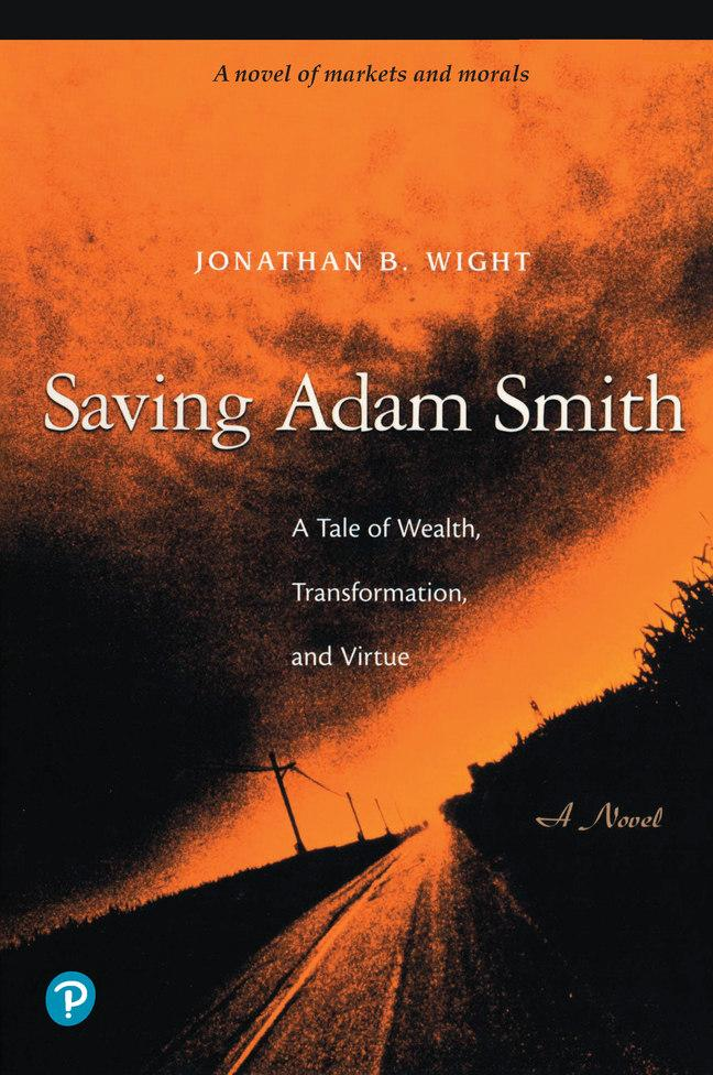 Saving Adam Smith: A Tale of Wealth, Transformation, and Virtue als Taschenbuch