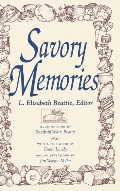 Savory Memories als Buch