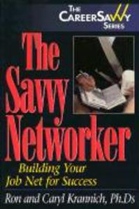 The Savvy Networker: 10 Skills for Success als Taschenbuch