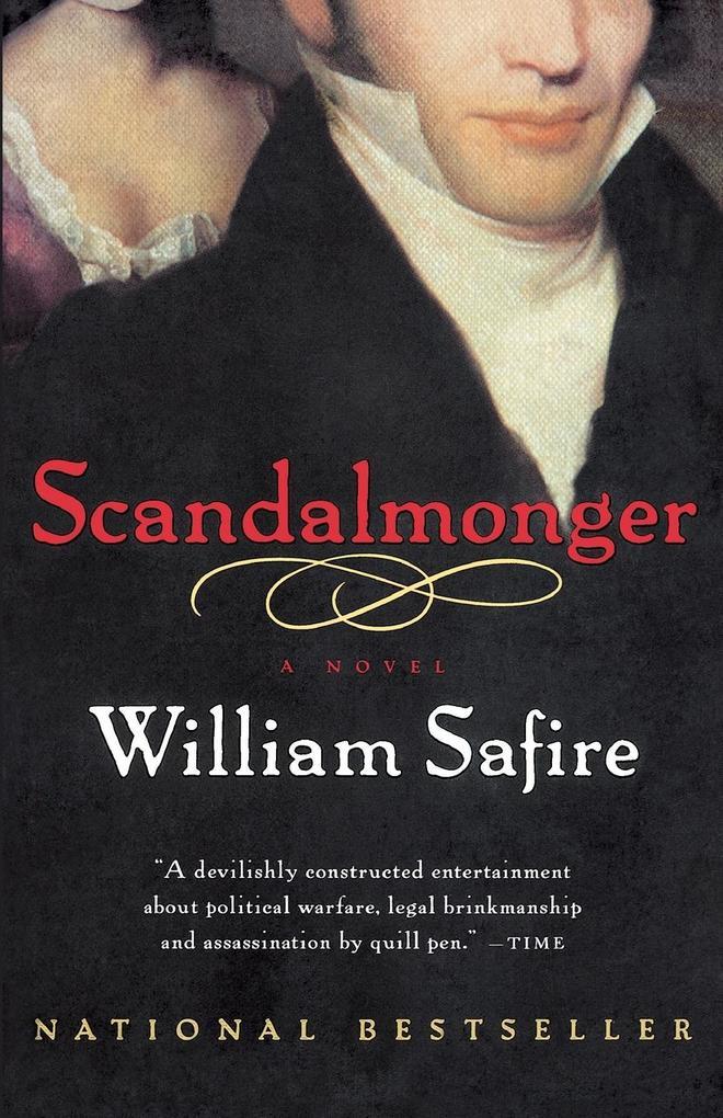 Scandalmonger als Taschenbuch