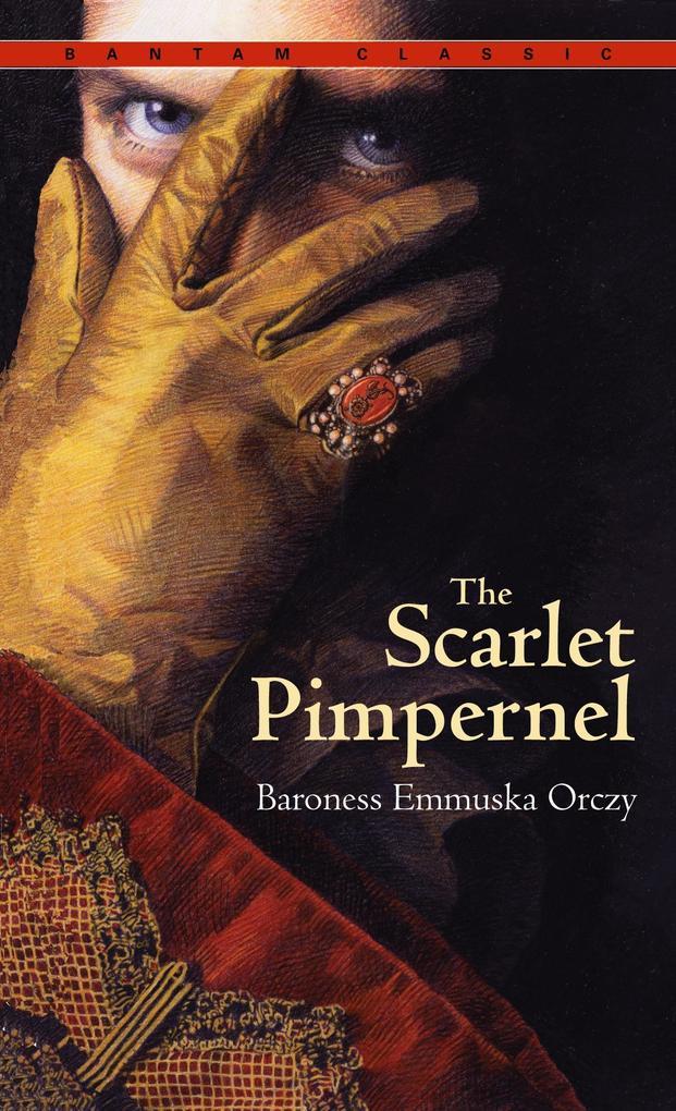 The Scarlet Pimpernel als Taschenbuch