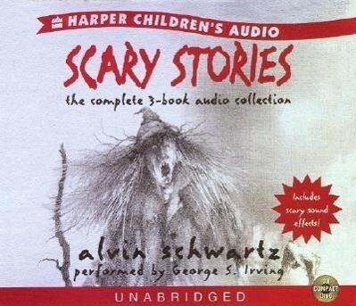 Scary Stories Audio CD Collection als Hörbuch