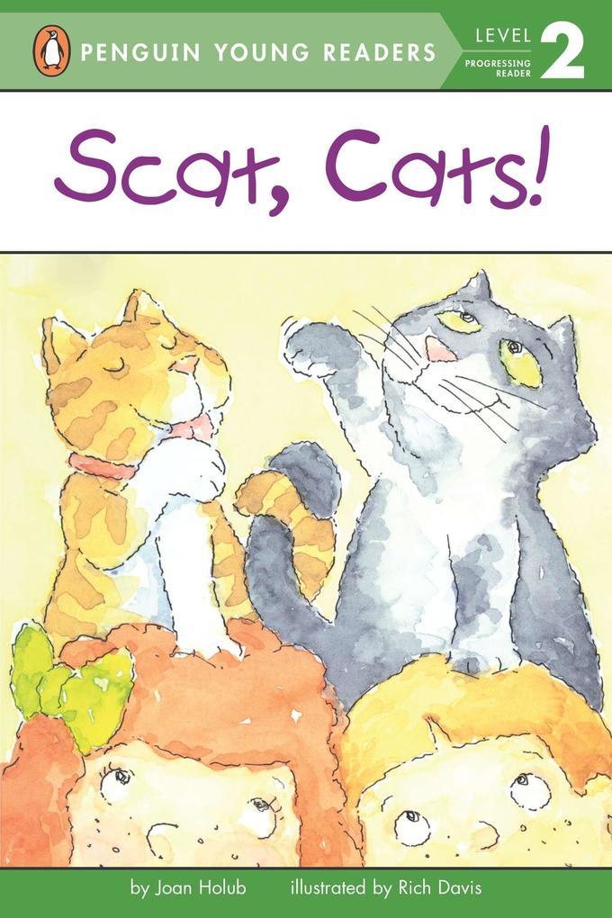 Scat, Cats! als Taschenbuch