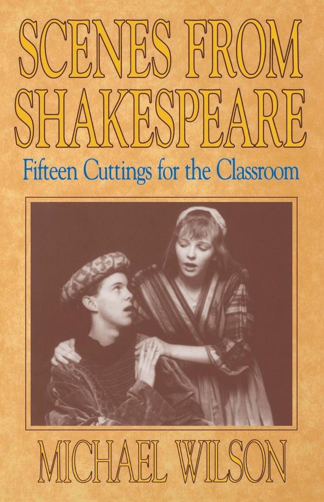 Scenes from Shakespeare als Taschenbuch