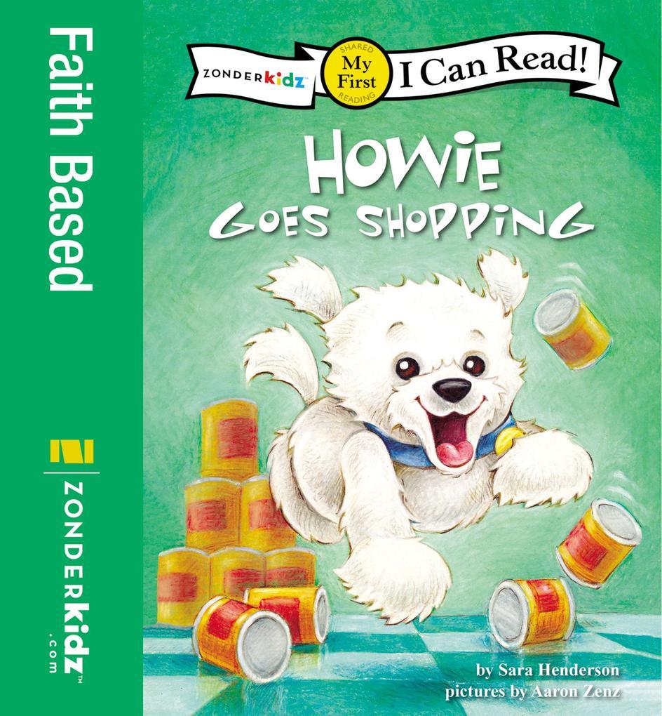 Howie Goes Shopping als eBook von Sara Henderson