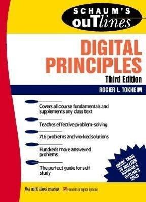 Schaum's Outline of Digital Principles als Taschenbuch