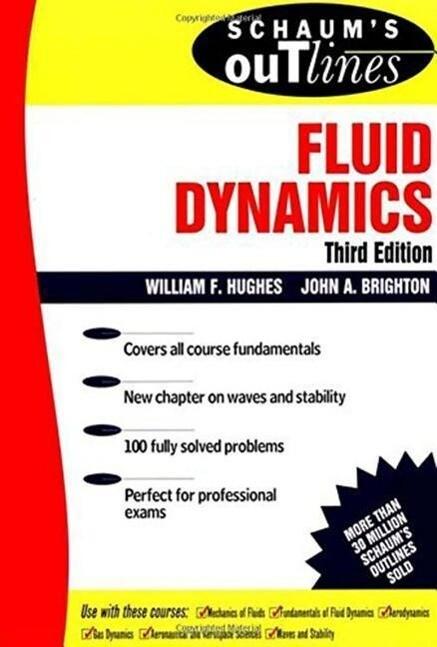 Schaum's Outline of Fluid Dynamics als Taschenbuch