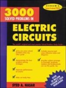 3,000 Solved Problems in Electrical Circuits als Buch