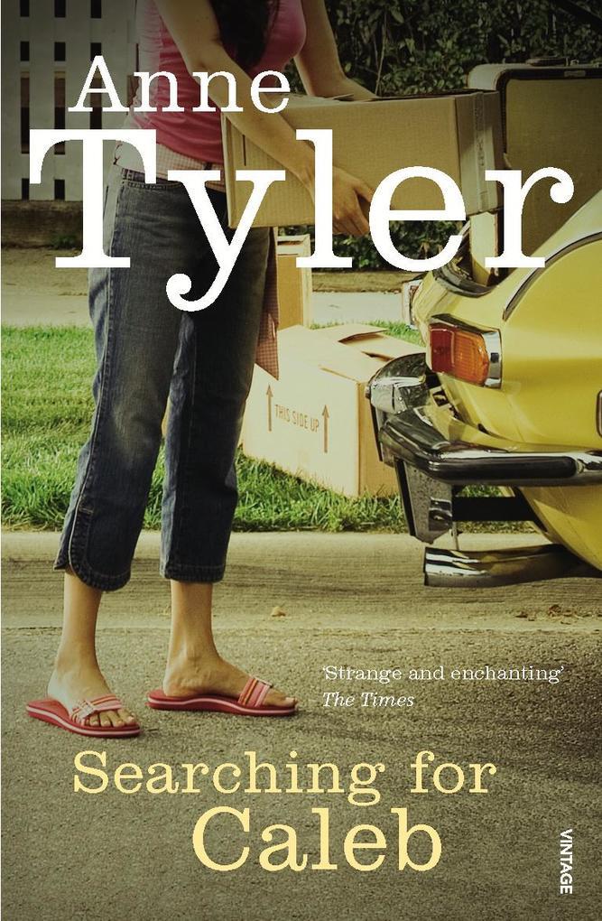 Searching For Caleb als eBook von Anne Tyler