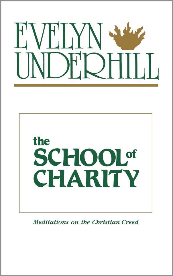 The School of Charity als Taschenbuch