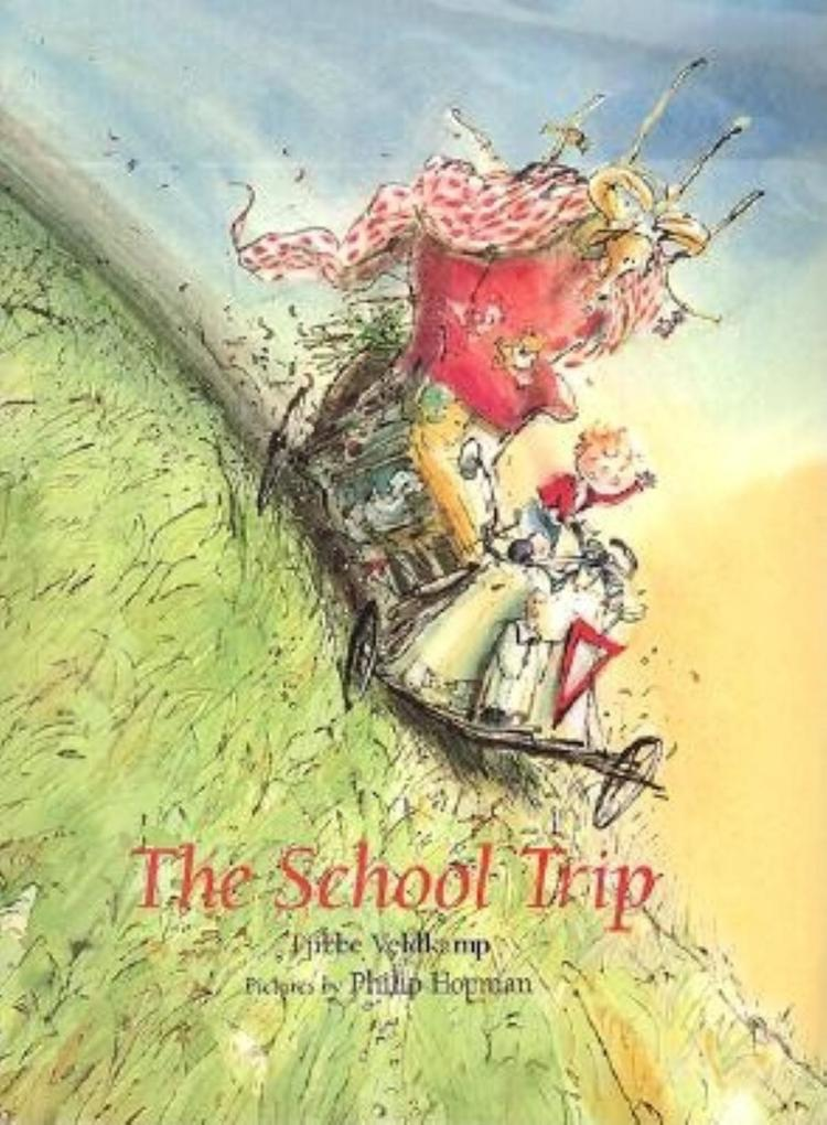The School Trip als Buch