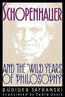 Schopenhauer and the Wild Years of Philosophy als Taschenbuch