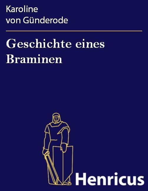 Geschichte eines Braminen