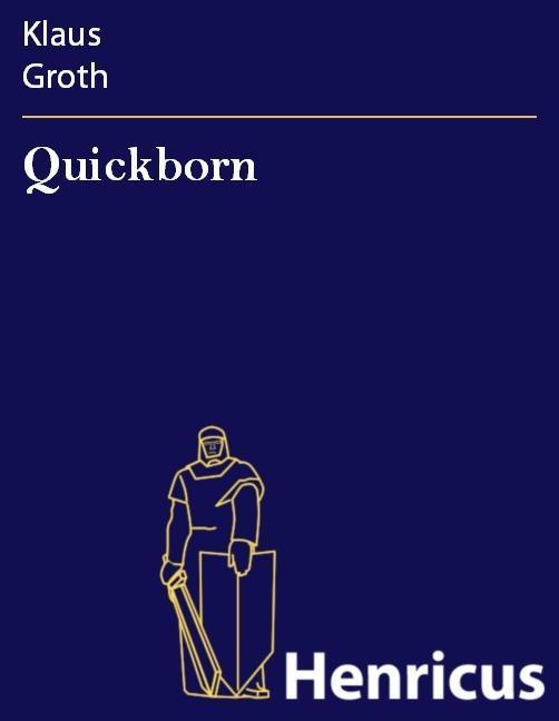 Quickborn als eBook epub