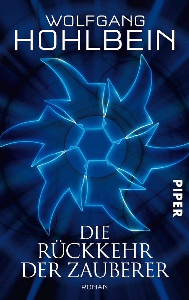 Die Rückkehr der Zauberer als eBook von Wolfgang Hohlbein
